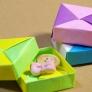 ❀折り紙の小物入れ❀