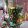新春を迎える花