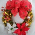 クリスマス☆リース