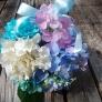 フラワーボール  紫陽花
