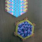 アイロンビーズ(六角形型)
