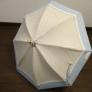 ジーンズに似合う可愛い水玉の日傘