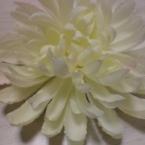造花で作る!簡単髪飾り☆