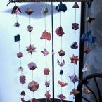 折り紙 つるし飾り