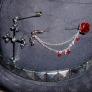 リメイク ハット 自分好みにの帽子に変身♪