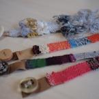 手織りブレスレット