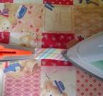 手作りバイアステープ
