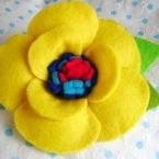 フェルトのお花