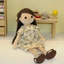 着せ替え人形アニカのスモックドレス