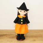 着せ替え人形アニカのハロウィンコスチューム