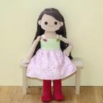 着せ替え人形アニカのストラップドレス