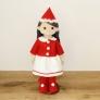 着せ替え人形アニカのサンタコスチューム