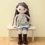 着せ替え人形アニカのキャミソールとショートパンツ