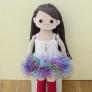 着せ替え人形アニカのチュチュドレス