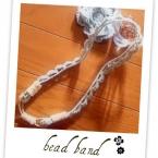 簡単!ぷっくり編みブレードのカチューム