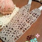編みブレードのカチューム