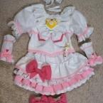 娘へのプリキュア衣装