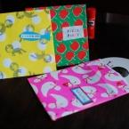 CD/DVD用・紙ジャケット