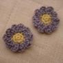 花びら10枚の小花モチーフ