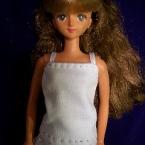 人形服「ジェニーサイズのキャミソール」