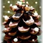 大人なクリスマスツリー(作り方に画像を追加)