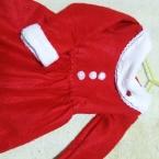 女児サンタ服