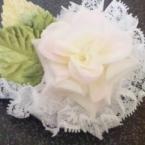 簡単造花のスリーピン