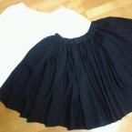 円形スカート