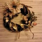 №031 クリスマスリース・2011*part1