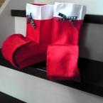 №018 クリスマスブーツ