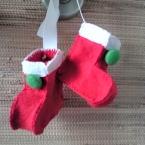 №029 クリスマスブーツ・petit