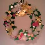 №032 クリスマスリース・2011*part2