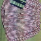 簡単筒縫いスカート☆