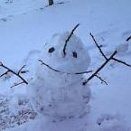 雪だるマン