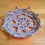 かぎ針編みコースター