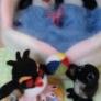 イワトビ家の水遊び(あしび)☆