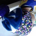 真冬の帽子