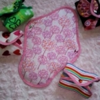 かわいい布ナプキンの作り方