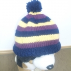 ベビーボーダー帽子