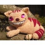 編み物の国のアリス~チェシャ猫~