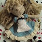 編み物の国のアリス