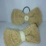 簡単毛糸リボン(1)