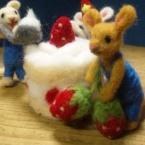 ネズミちゃんのお誕生会