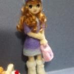 フェルトだけでお人形