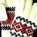 ノルディック模様の手袋