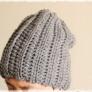 簡単なかぎ編み帽子の作り方