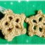 星の編み方【かぎ編み】