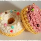ドーナツの作り方・編み方【かぎ編み】