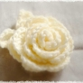 かぎ編み・バラの編み方