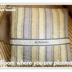 Towel クッションカバー